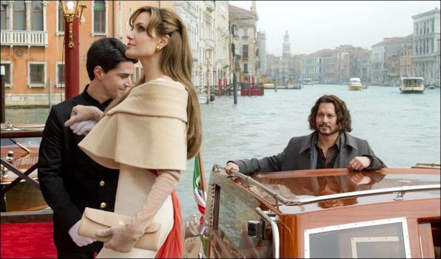 The Tourist, una scena