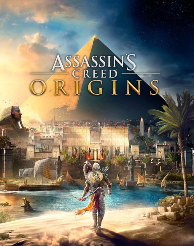 Assassin's Creed Origins è disponibile su PS4, Xbox One e PC