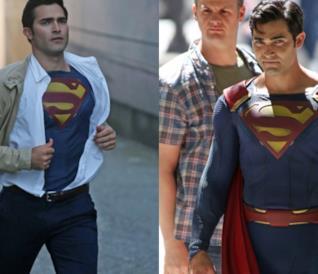 Tyler Hoechlin, Superman e Clark Kent