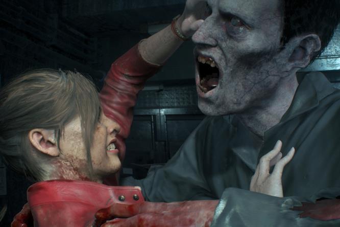 Gli zombie saranno ancora più terrificanti in Resident Evil 2 Remake