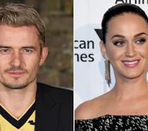 Orlando Bloom e Katy Perry in due scatti ufficiali