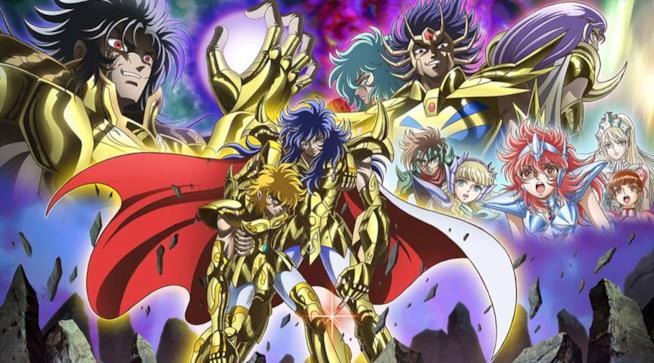 Saintia Sho: i protagonisti dell'anime