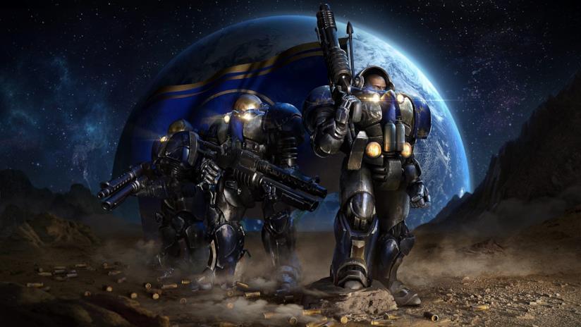 StarCraft è una delle serie RTS più amate