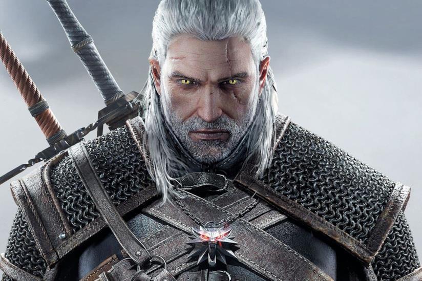 Geralt da The Witcher