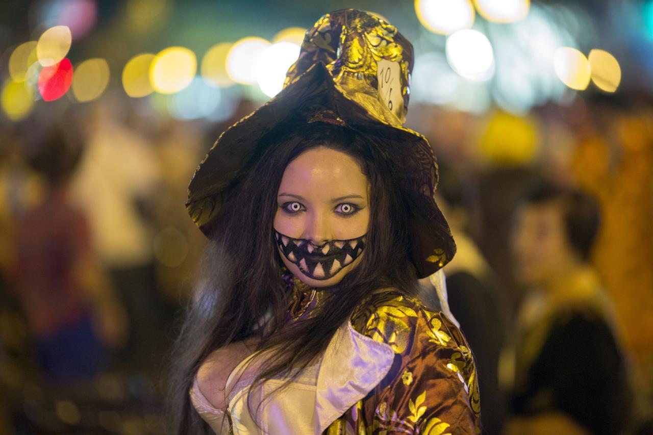 Costume di Halloween dagli Stati Uniti