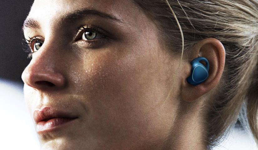Immagine stampa per i Gear IconX di Samsung