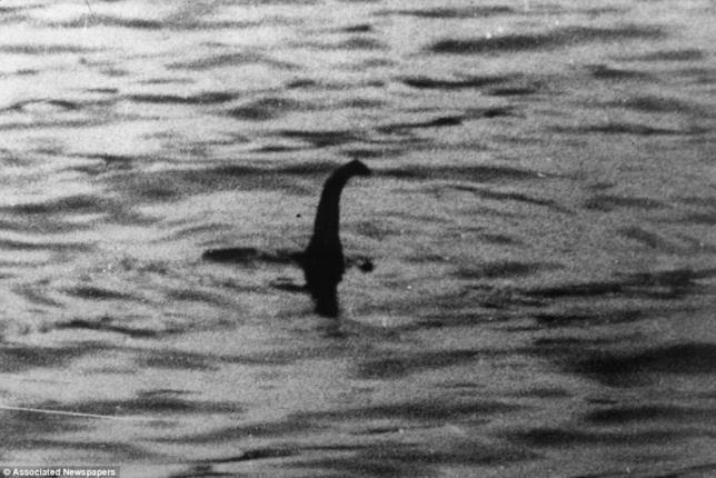 Loch Ness mostro