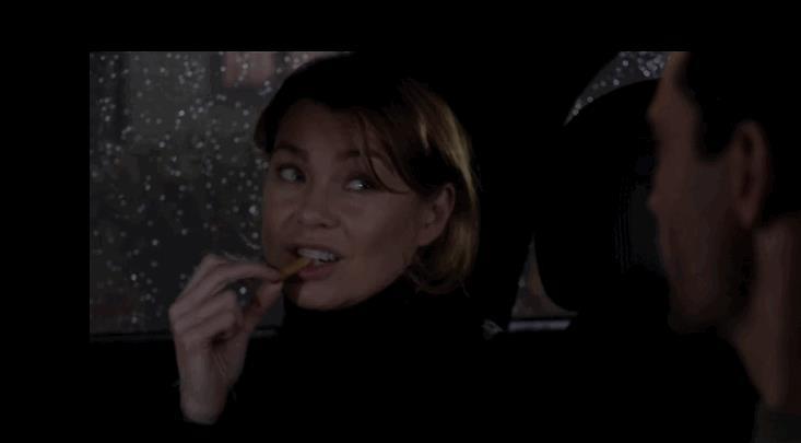 Meredith al primo appuntamento con Thorpe