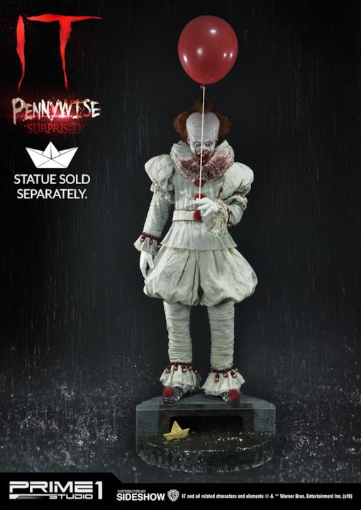Pennywise versione sanguinante