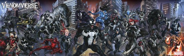 Presentazione di Venomverse