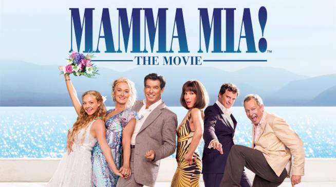 Il nuovo sequel di Mamma mia! nel 2018