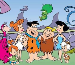 The Flintstones: un'immagine dalla serie