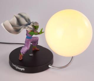 Dragon Ball: le fantastiche lampade dedicate ai protagonisti della saga