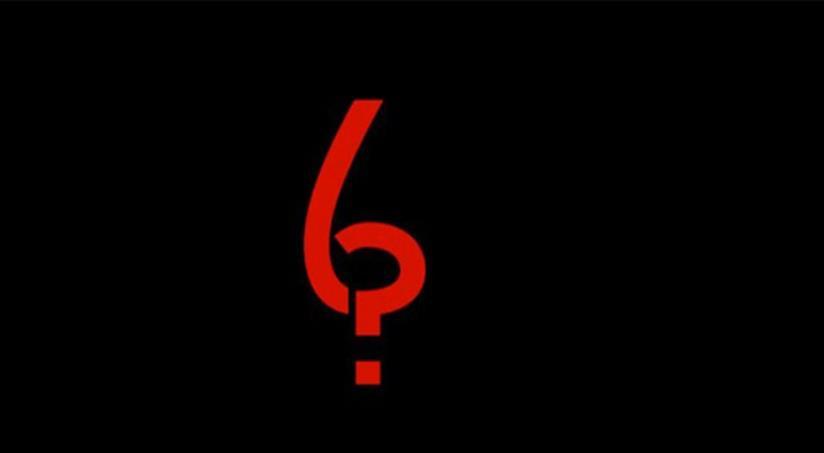 Il logo ufficiale della stagione sei di American Horror Story