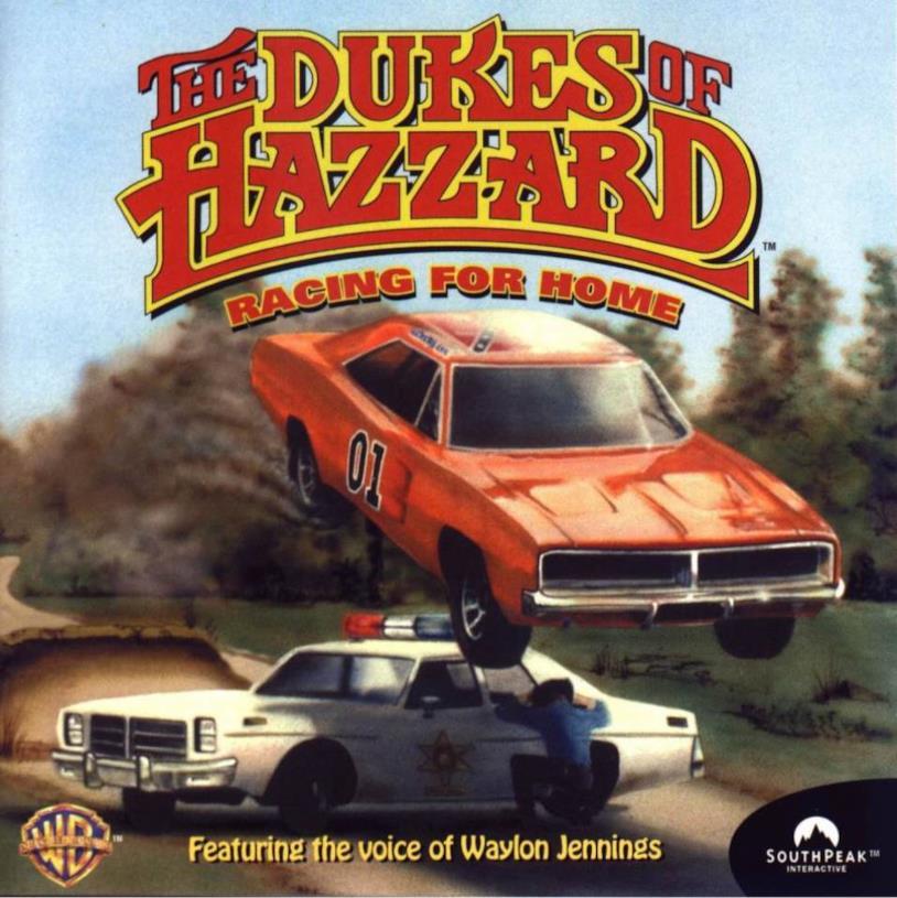 Il videogioco The Dukes of Hazzard: Racing for Home