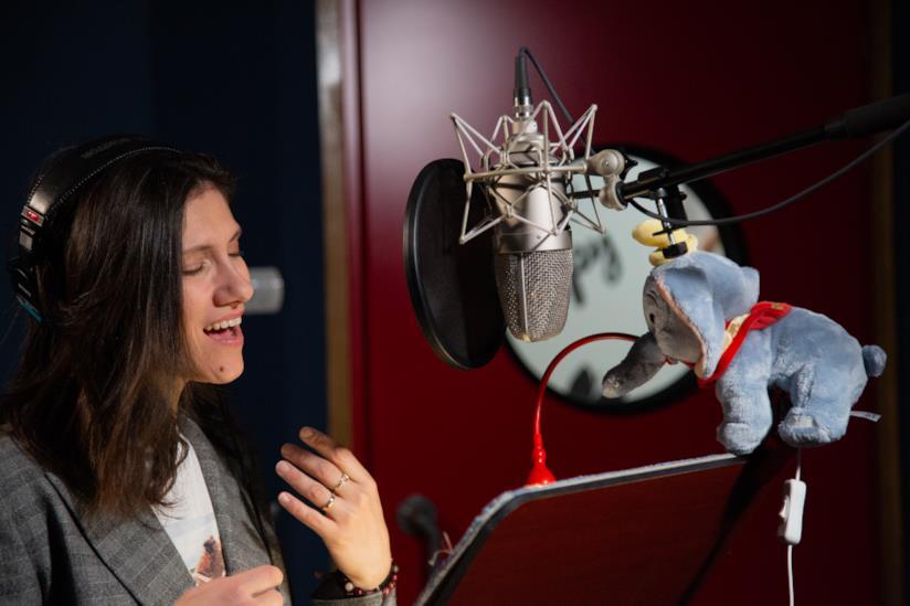 Elisa canta Bimbo Mio