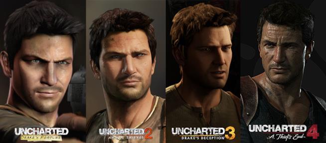 Nel 2017 cade il decennale di Uncharted