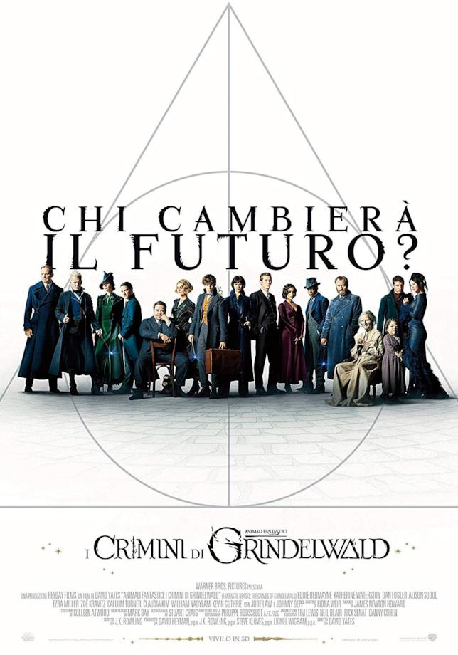 Animali Fantastici: I Crimini di Grindelwald - 4K UHD