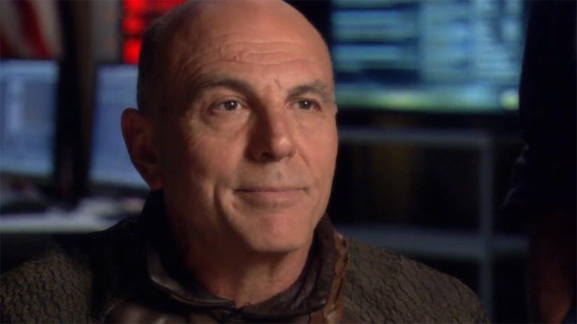Carmen Argenziano in un episodio di Stargate SG-1