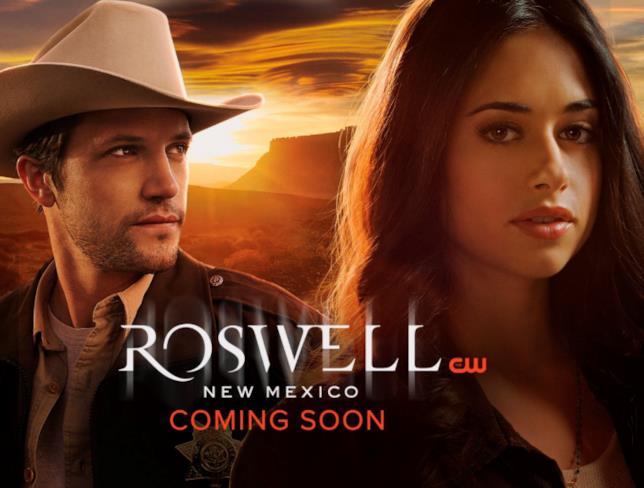 Roswell: la prima immagine ufficiale del reboot