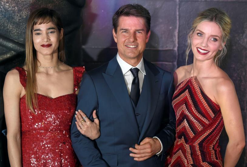 La Mummia: Tom Cruise, Annabelle Wallis e Sofia Boutella