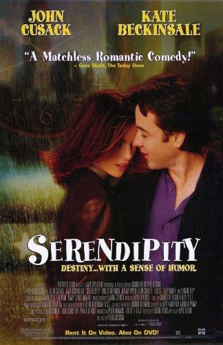 Il poster di Serendipity