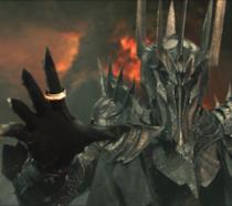 Sauron dal film Il Signore degli Anelli: La Compagnia dell'Anello