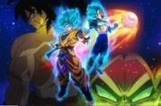 Dragon Ball Super Broly copertina