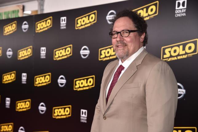 Jon Favreau alla prima mondiale di Solo: A Star Wars Story