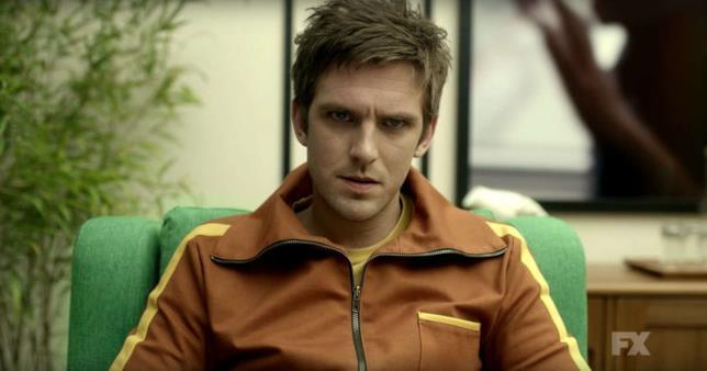 Il protagonista di Legion David Haller