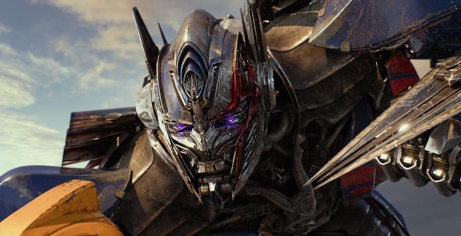 Optimus Prime, il leader degli Autobot