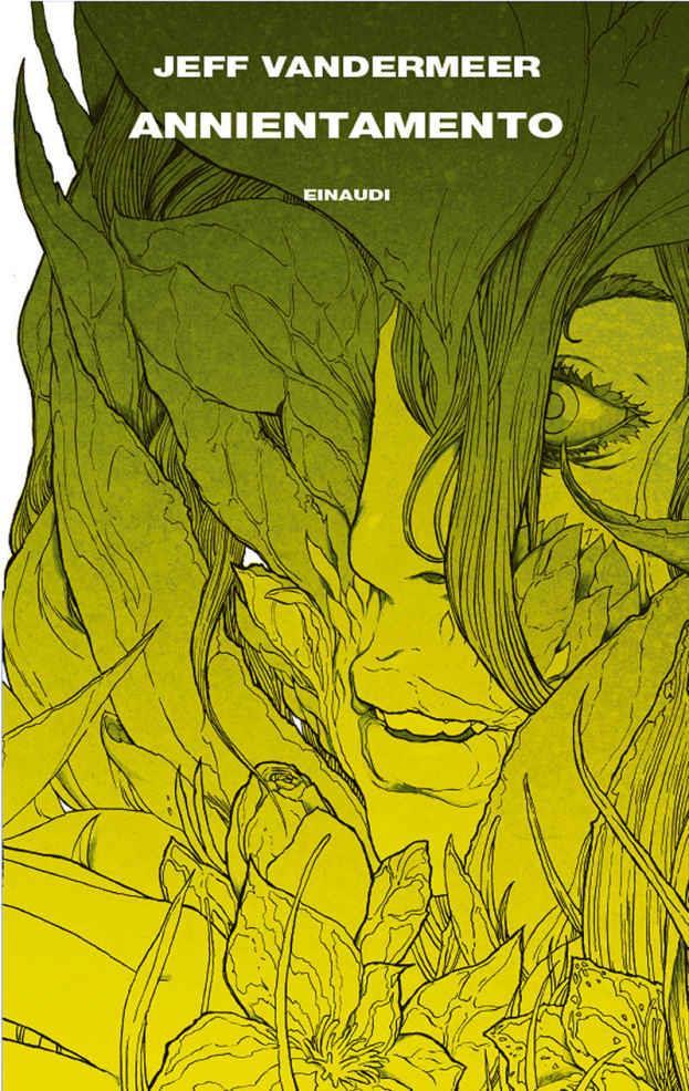 La copertina del primo volume sull'Area X creata da LRNZ
