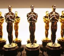 Le ambite statuette degli Oscar