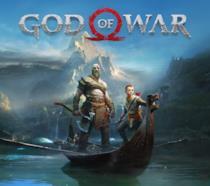 Kratos e Atrus in barca nel nuovo God of War