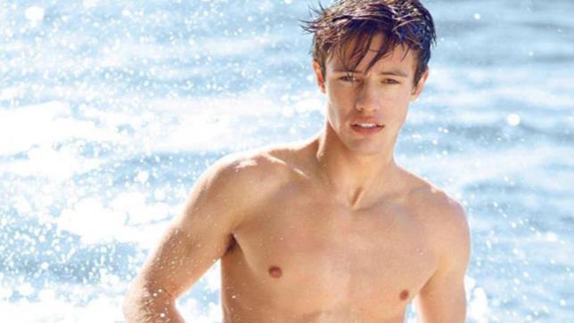 Cameron Dallas nello pubblicità Calvin Klein
