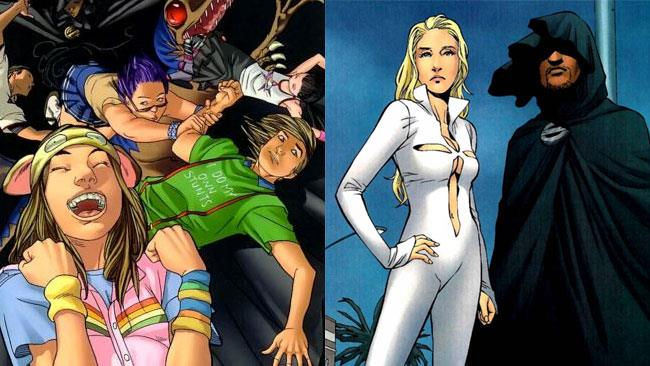 I Runaways e Cloak & Dagger nei fumetti Marvel