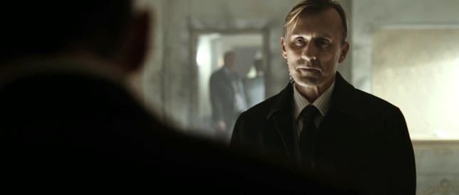 Robert Knepper in Hitman – L'assassino