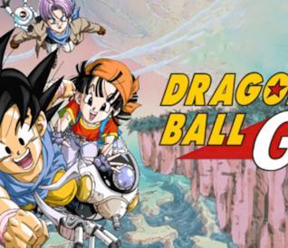 Dragon Ball GT anime