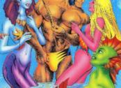 Swimsuit Special: le immagini più trash degli eroi Marvel in costume [GALLERY]