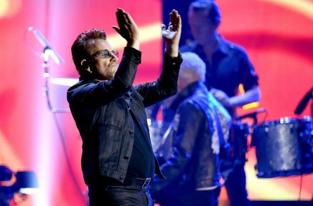 Una delle ultime performance dal vivo di Bono Vox