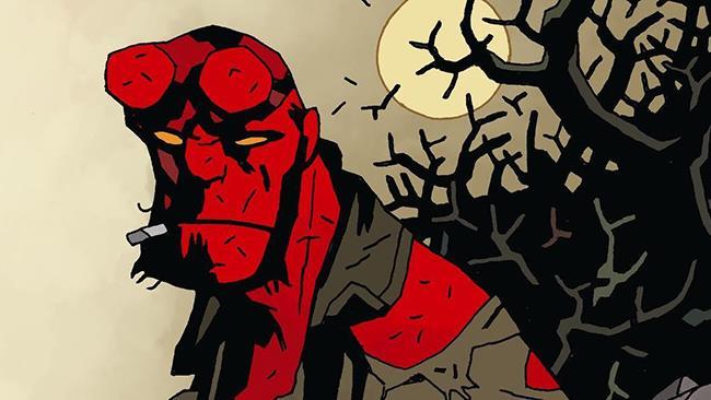 Hellboy nei fumetti di Mike Mignola