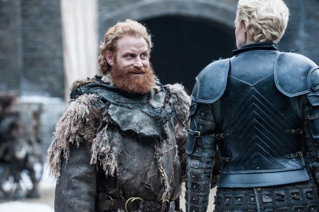 GoT 7: Tormund e Brienne
