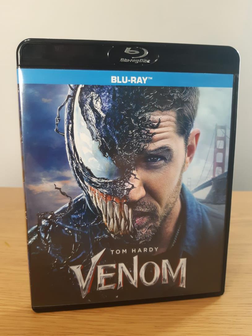 Il Blu-ray di Venom