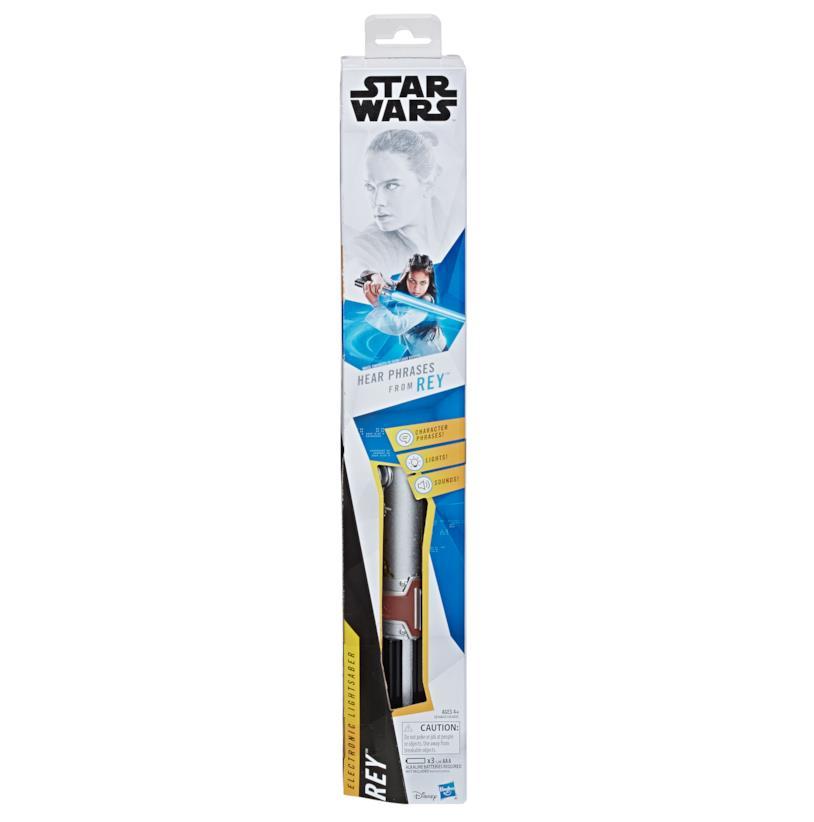 Spada laser Rey Hasbro Level 2