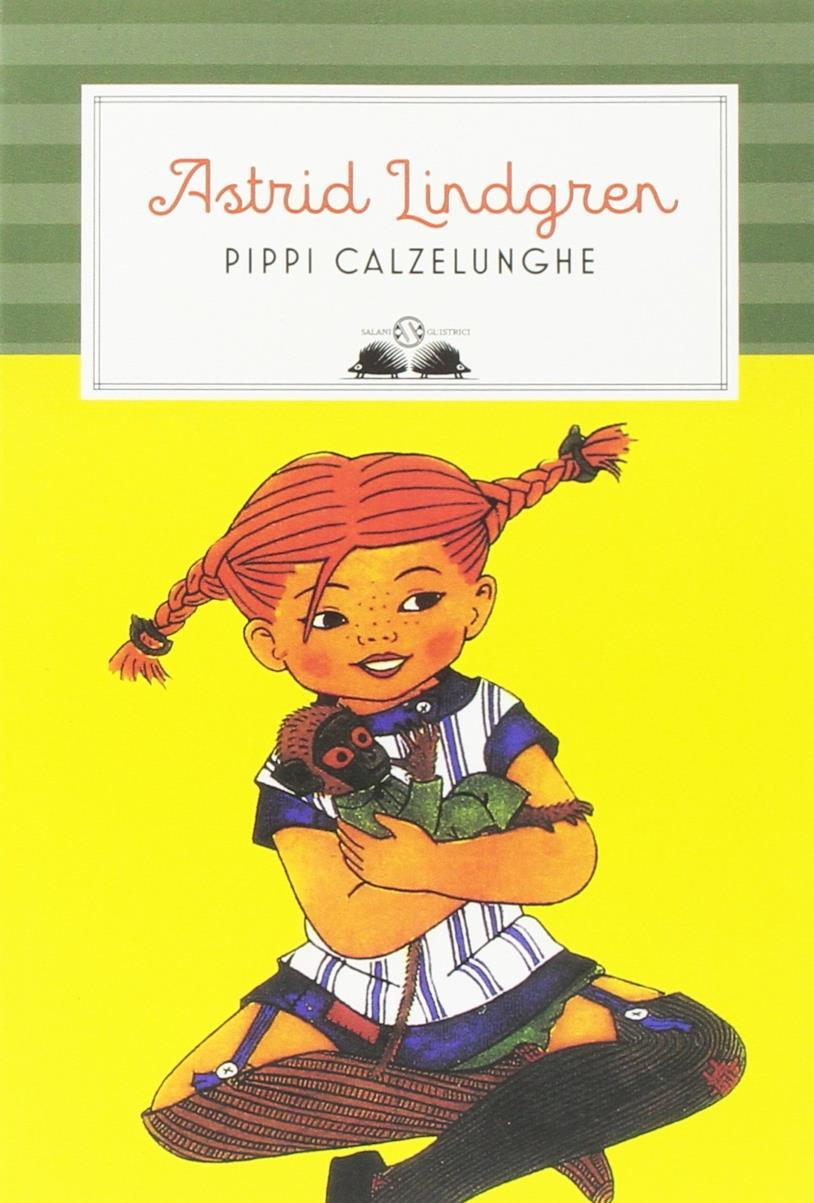 Pippi Calzelunghe libro