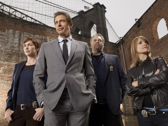 I protagonisti di Law & Order e New York