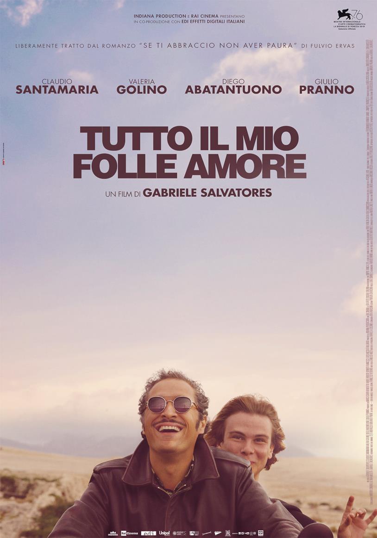 Il poster di Tutto il mio folle amore
