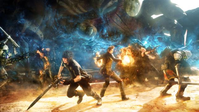 Final Fantasy XV esce il 30 settembre