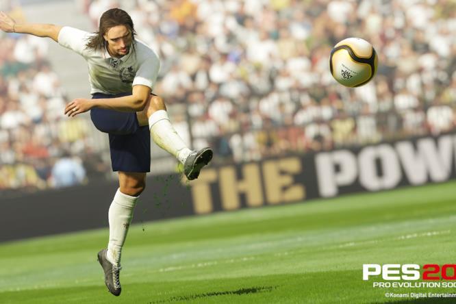 Screen in-game di Batistuta in PES 2019 - 1