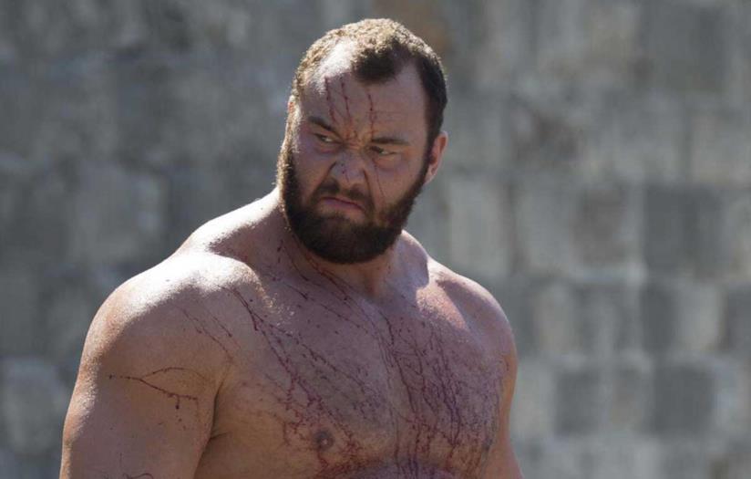 Ser Gregor Clegane, la Montagna di Game of Thrones